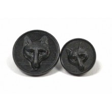 Ovation® Foxhead Button- Small
