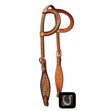 Stampede™ Double Ear Headstall